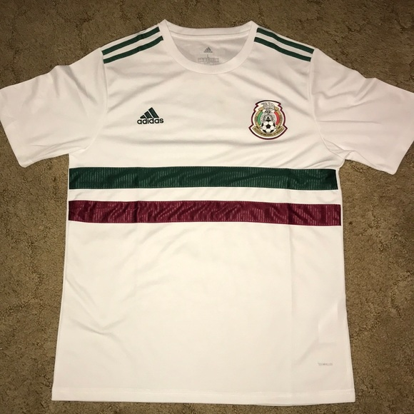 hot sale online 1ab95 ac856 Authentic Mexico Away Soccer Jersey